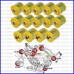 14x Silentbloc (SPORT) bras arrières BMW Série 3 E90 E91 E92 E93
