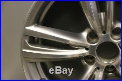 1 Original BMW 3 4 Série 442 M Sport 19 Jante en Alliage Ferrique 8j Avant