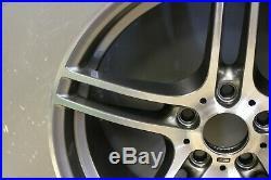 1 Original BMW 3 Série E90 19 313 M Sport Alliage Roue avant 8J 6787647
