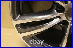 1 Original OEM BMW 3 4 Série LCI 442 M Sport Alliage Jante F30 Arrières