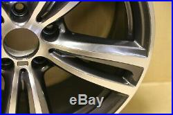 1 Original OEM BMW 3 4 Série LCI 442 M Sport Alliage Jante F30 Devant