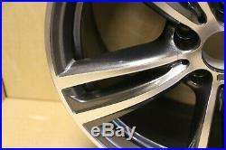 1 Original OEM BMW 3 4 Série LCI 442 M Sport Alliage Jante F30 Front