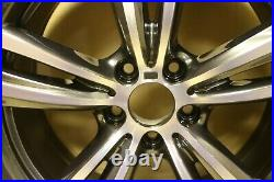 1 Original OEM BMW 3 4 Série LCI 442 M Sport Alliage Jante F30 Frontal