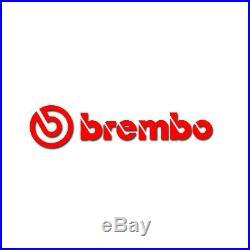 2 Disques De Frein Brembo Serie Oro Bmw K 1200 R Sport 1200 2007 Fix Avant
