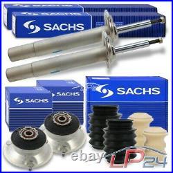2x Sachs Amortisseur+coupelle+kit De Protection Avant Bmw Série 5 E39