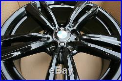 4 X Authentique Original BMW 442 19 M Sport Jante en Alliage 3 4 Série F30 F31