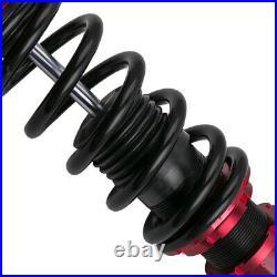 4x Coilovers pour BMW E60 520i 535i 03-10 série 5 Réglable Suspension Shock NEW