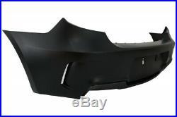 81 87 2004-2011 1 M Série Pare-Chocs Arrière Plastique ABS Sport Tech 135 Evo