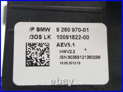 9260970 GEAR SHIFTER BMW Serie 3 Lim (F30) 320D Xdrive M Sport Année 1492039