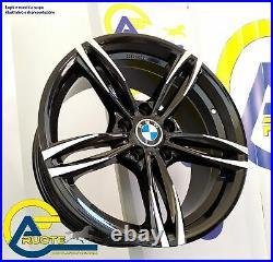 AC-MB3 Bd 4 Jantes en Alliage Ece 18 ET34 BMW Serie 5 F10 Touring F11 Luxe Sport