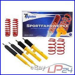 Amortisseurs Sport Réglables Avant+arrière Bmw Série 1 Coupe E82 135i