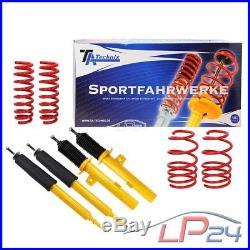 Amortisseurs Sport Réglables Avant+arrière Bmw Série 1 E81 116-130