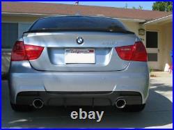Arrière M Pare-Choc Sport Jupe Performance Style Réflecteur Pour BMW 3 Série E90