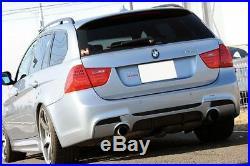 Arrière M Pare-Choc Sport Jupe Performance Style Réflecteur pour BMW Série 3 E90