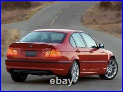 Arrière M Sport II Pare-Choc Pdc Plastique ABS Pour BMW 3 Série Saloon e46