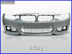 Avant M Look Sport Pare-Choc pour BMW 4 Série F32 F33 F36 Jeu de Remplacement