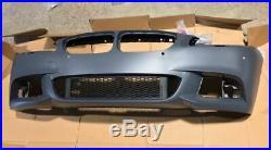 Avant M Pack Sport Tech Pare-Choc avec Brouillards pour BMW Série 5 F10 F11