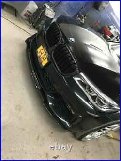Avant M Sport Pare-Choc Séparateur Pour BMW 7 Série G11 G12 Spoiler Menton Lèvre