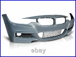Avant Pare-Choc M Sport Plastique ABS Rondelle Jet Trous Pour BMW 3 Série F30 /