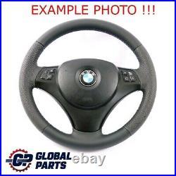 BMW 1 3 Série E81 E87 E90 E91 E92 LCI M-SPORT Regardez Cuir Volant