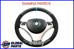 BMW 1 3 Série E87 E90 E91 Neuf Cuir / Alcantara M-SPORT Aspect Direction Roue
