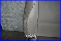 BMW 1 Série E87 M Sport Cuir Beige Intérieur Siège avec Airbag Porte Cartes