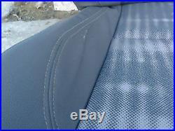 BMW 1 Série E87 Sport Tissu Demi Moirè Intérieur Siège Airbag 4 Porte Cartes
