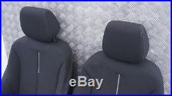 BMW 1 Série F20 Sport Chiffon Tissu Piste Intérieur Siège Et Porte Cartes