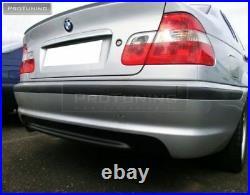 BMW 3 Série E46 Berline Arrière M Sport 2 II Pare-Choc ABS Neuf No Pdc