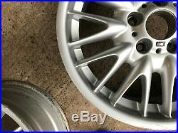 BMW 3 Série E46 MV1 Style 72 18 avant Alliage Roue 2229145 M Sport OEM Pièce #