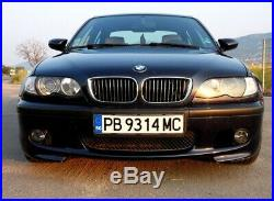 BMW 3 Série E46 M Sport avant Pare-Choc Tech Style Set Brouillards Berline Break