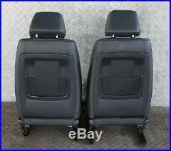 BMW 3 Série E90 1 M Sport Chauffé Cuir Noir Intérieur Siège avec Porte Cartes