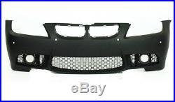 BMW 3 Série E90 E91 05 08 M3 Sport M3 Aspect avant Pare-Choc Plastique ABS