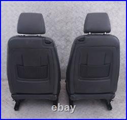 BMW 3 Série E92 Coupé Cuir Noir Intérieur Électrique Siège Avec Porte Cartes