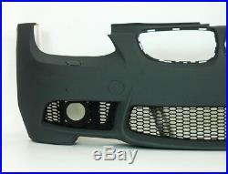 BMW 3 Série E92 E93 M3 Aspect Sport avant Pare-Choc N° Pdc + Brouillards 06-09