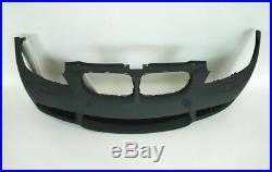 BMW 3 Série E92 E93 Peint M3 Aspect Sport avant Pare-Choc Complet + Brouillards