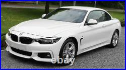 BMW 3 Série F32 F33 F36 Avant M Sport Tech Pack Aspect Pare-Choc Set