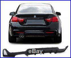 BMW 4-Series F32 F33 F36 Performance Diffuseur Arrière 2 Sorties 418-430 Sport