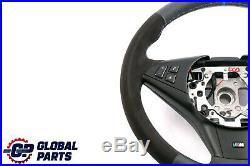 BMW 5 6 Série E60 E61 E63 E64 Neuf Cuir / Alcantara M-SPORT Direction Roue