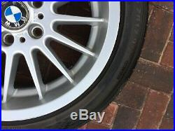 BMW 5 Série E39 17 M Sport Style 32 Avant Alliage Roue & Pneu 1092961 (8J) #3