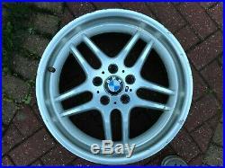 BMW 5 Série E39 18 M Sport Style 37 Parallèle 9J Arrière Alliage Roue