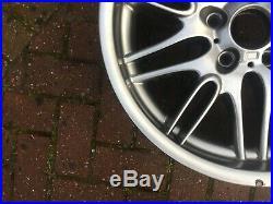 BMW 5 Série E39 M5 18 M Sport Style 65 Roue avant 36112228950 OEM Pièce 8.5J