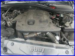 BMW 5 Série E60 2007 Vide Moteur 520D M Sport 2.0 Diesel Berline M47D20TU2 97K