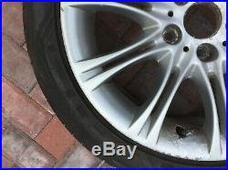 BMW 5 Série M Sport E60 E61 18 MV2 Style 135 Alliage Roue & Pneu 8036947 #4