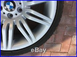 BMW 5 Série M Sport E60 E61 19 Style 172M Avant Alliage Roue & Pneu 8036948 8.5J