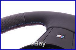 BMW 5 Séries 6 E60 E61 E63 E64 Neuf Cuir M-SPORT Volant de Direction M-THREADS