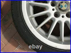 BMW 5 Series E39 17 M Sport Style 32 Arrière Alliage Roue 1092962 (9J) IS26