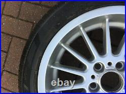 BMW 5 Series E39 17 M Sport Style 32 Avant Alliage Roue 1092961 (8J) OEM Part