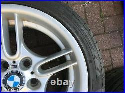BMW 5 Series E39 Style 66 M Sport 17 Arrière Alliage Jante 9J Véritable