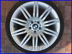 BMW 5 Series M Sport E60 E61 19 Style 172M Avant Alliage Roue & Pneu 8036948